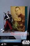 Hot Toys - Star Wars Rogue One - Chirrut Imwe 1/6 Scale Figure (Deluxe Edition)