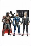 Diamond Select Toys - Gotham Select Series 4 - Set of 3