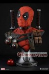 Sideshow Collectibles - Deadpool Life Size Bust