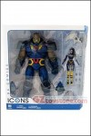 DC Collectibles - DC Icons Darkseid and Grail Deluxe 2-Pack