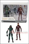 DC Collectibles - TV Series Green Arrow and The Flash Action Figure 2-Pack