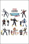 Hasbro - Guardians of the Galaxy vol.2 Marvel Legend Series 1 (Titus Series) - Set of 7