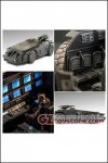 Hiya Toys - Aliens 1/18 Scale Armored Personnel Carrier Vehicle