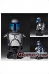 Gentle Giant - Star Wars Episode II - Jango Fett Classic Mini Bust