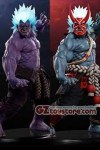 Pop Culture Shock - Street Fighter Oni Akuma 1:4 Scale Statue - Set of 2