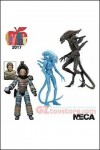 NECA - Aliens Series 11 7inch - Set of 3