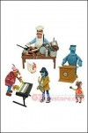 Diamond Select Toys - The Muppets Select Series 4 - Set of 3