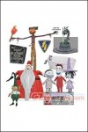 Diamond Select Toys - Nightmare Before Christmas Select Series 3 - Set of 3
