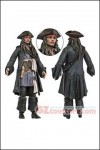 Diamond Select Toys - POTC Dead Men Tell No Tales - Jack Sparrow 7-inch