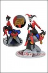 Diamond Select Toys - Batman Animated Gallery - 25th Anniversary Harley Quinn 10inch PVC Statue