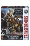 Hasbro - Transformers 5 The Last Knight Premier Edition - Optimus Prime Asia Exclusive