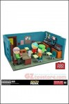 McFarlane - South Park Mr Garrison Kyle and Cartman with The Classroom Large Construction Set