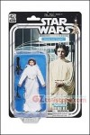 Hasbro - Star Wars Black Series 40th Anniversary Wave 1 - Princess Leia 6-Inch