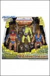 Super 7 - Masters of The Universe Classics - Stratos Trap Jaw Prince Adam 3-Pack Power-Con 2017 Excl