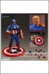 Mezco - Classic Captain America One:12 Collective Action Figure SDCC 2016 Exclusive