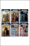 Hasbro - Star Wars Black Series 40th Anniversary Wave 2 6-Inch - Set of 6