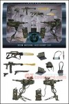 NECA - Aliens USCM Arsenal Weapons Pack