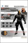 Mezco - Stealth Deathstroke One:12 Collective Action Figure PX Exclusive