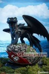 Sideshow Collectibles - How To Train Your Dragon - Toothless Statue