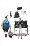 Diamond Select Toys - Nightmare Before Christmas Select Series 4 - Set of 3
