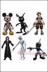 Diamond Select Toys - Kingdom Hearts Select Series 1 - Set of 2