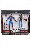 Hasbro - Marvel Legends Spider-Man and Mary Jane Watson 2-Pack