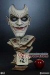 Sideshow Collectibles - The Joker Face of Insanity Life Size Bust