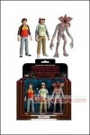 Funko - Stranger Things 3.75inch Figures 3-Pack 2 - Will Dustin and Demogorgon