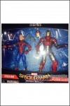Hasbro - Marvel Legends Spider-Man Homecoming and Iron Man 2-Pack