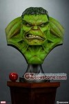 Sideshow Collectibles - Incredible Hulk Life Size Bust
