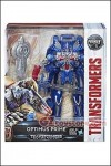 Hasbro - Transformers 5 The Last Knight Leader Class - Optimus Prime Action Figure