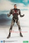 Kotobukiya - Justice League Movie - Cyborg ArtFX+ Statue