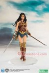 Kotobukiya - Justice League Movie - Wonder Woman ArtFX+ Statue