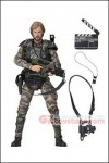 NECA - Aliens - Colonel James Cameron Action Figure