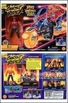 Toybiz - Ghost Rider Spirits of Vengeance Cycles & Riders - Blaze