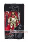 Hasbro - Star Wars Rogue One Black Series 2016 - Baze Malbus 6-Inch