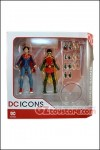 DC Collectibles - DC Icons Robin and Superboy 2-Pack