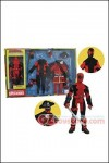 Diamond Select Toys - Marvel Deadpool Version 2 8-Inch Retro Action Figure Set