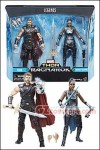 Hasbro - Marvel Legends Thor Ragnarok - Thor and Valkyrie 2-Pack (Target Exclusive)