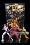 Hasbro - Marvel Legends The Defenders 4-Pack (Amazon Exclusive)