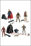 Mattel - DC Multiverse Justice League Movie 6-Inch - Set of 6