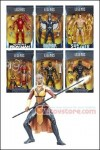 Hasbro - Marvel Legends Black Panther Series - Set of 6