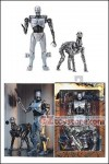 NECA - RoboCop vs Terminator - Endocop and Terminator Dog 2-Pack