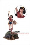 DC Collectibles - DC Bombshells Wonder Woman Deluxe Statue