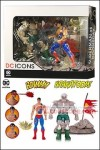 DC Collectibles - DC Icons Death of Superman Deluxe 2-Pack