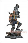 Diamond Select Toys - Marvel Cable 12-Inch Premier Collection Statue