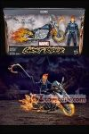 Hasbro - Marvel Legends Rider Series - Ghost Rider with Motor