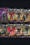 Hasbro - Avengers Marvel Legends 2018 Series 1 (Thanos Series) - Set of 7
