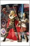 Hasbro - Marvel Legends Cinematic Universe 10th Anniversary - Thor and Sif 2-Pack
