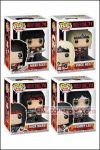 Funko - POP! Motley Crue - Set of 4 Vinyl Figures